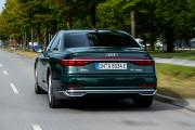 Audi A8 híbrido enchufable