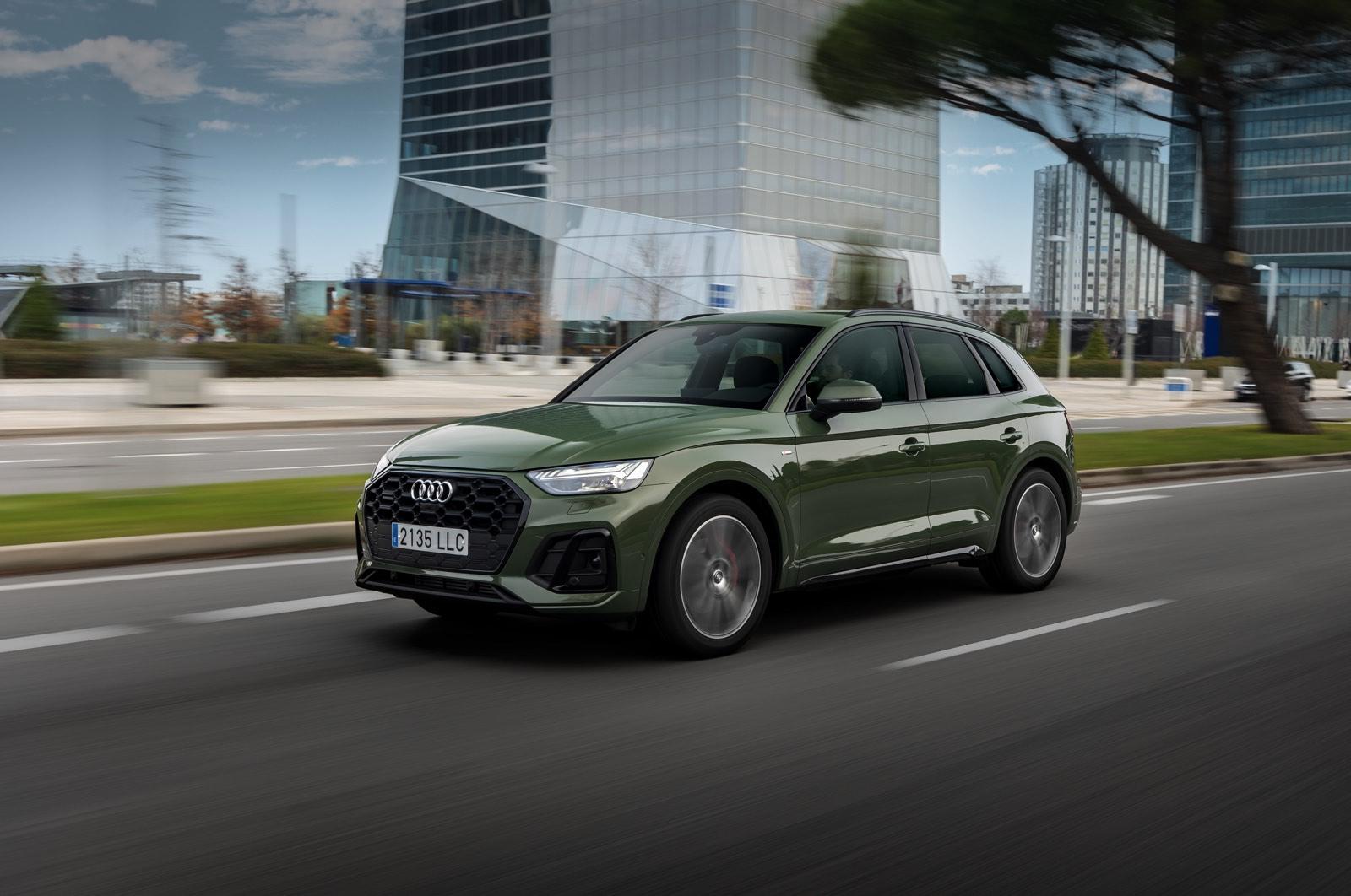 Audi Q5 mild hybrid 2021