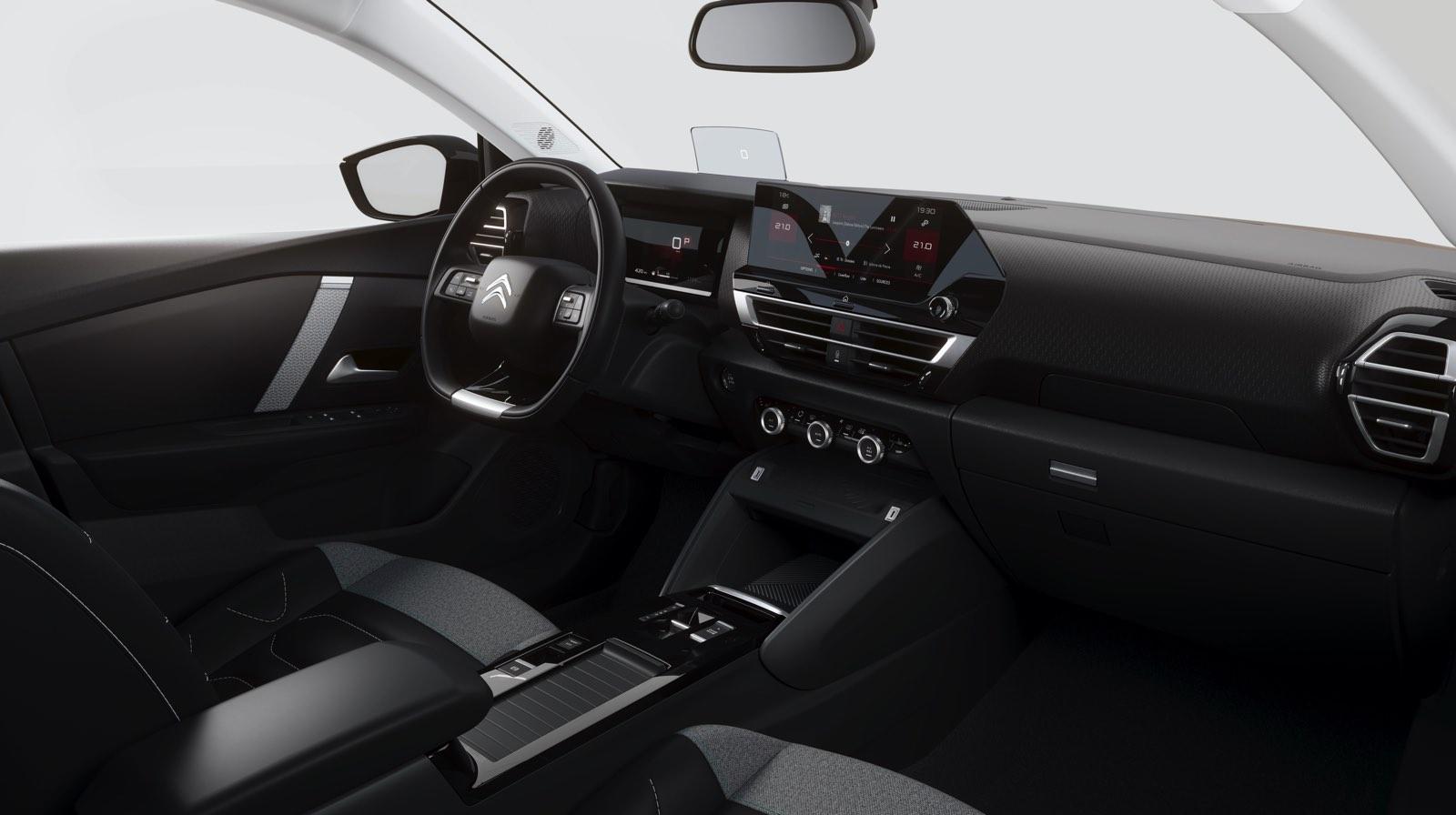 Citroën C4 eléctrico, Citroën ë-C4
