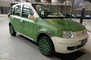 Fiat Panda Aria 2007 en el Heritage HUB FCA de Turín