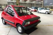 Fiat X1/23 1974 en el Heritage HUB FCA de Turín