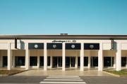 Coches eco clásicos de Fiat en el Heritage HUB de Turín