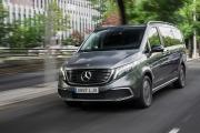 Mercedes-Benz EQV, eléctrico hasta 8 plazas