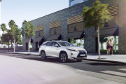 Lexus RX 450h L híbrido 7 plazas