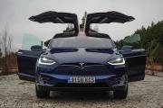Tesla Model X eléctrico 7 plazas