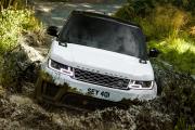 Range Rover Sport híbrido enchufable