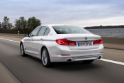 BMW 530e híbrido enchufable