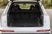 Audi Q7 TFSI e quattro maletero