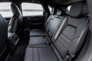 Porsche Cayenne E-Hybrid maletero