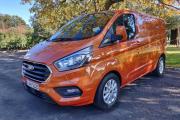 Ford Transit Custom Mild hybrid