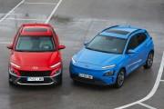 Hyundai Kona y Kona EV 2021