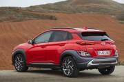 Hyundai Kona HEV 2021 (Kona híbrido)