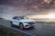 Mercedes-Benz EQA 2021, SUV eléctrico
