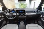 Mercedes-Benz EQB, SUV eléctrico de 7 o 5 plazas