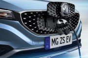 MG ZS, SUV urbano eléctrico