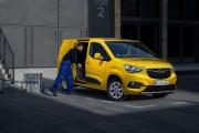 Opel Combo-e Cargo, furgoneta eléctrica