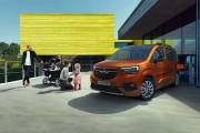 Opel Combo-e Life, furgoneta eléctrica