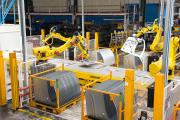 Fábrica del Grupo PSA en Vigo (Galicia). Fabricación del Peugeot 2008