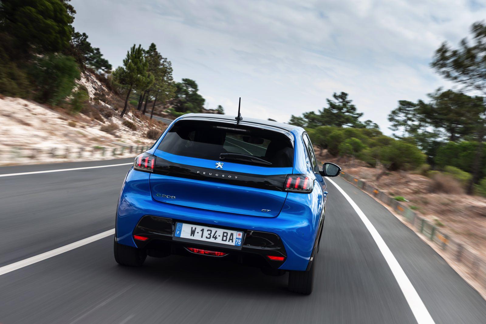 Peugeot e208, el 208 eléctrico