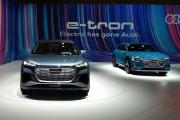Audi e-tron y Audi Q4 e-tron Concept