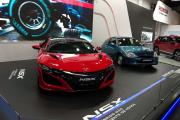 Honda NSX y Honda Insight, los primeros coches electrificados de Honda se exponen en Barcelona