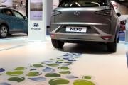Hyundai Nexo, coche de hidrógeno