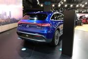 Mercedes-Benz EQC, su primer SUV 100% eléctrico