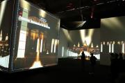 Gran espectáculo de luz y sonido Genesis centenario salón Barcelona 2019