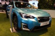 Subaru XV híbrido