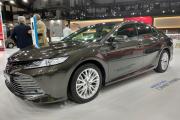 Toyota Camry híbrido llega a España