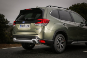 Subaru Forester híbrido