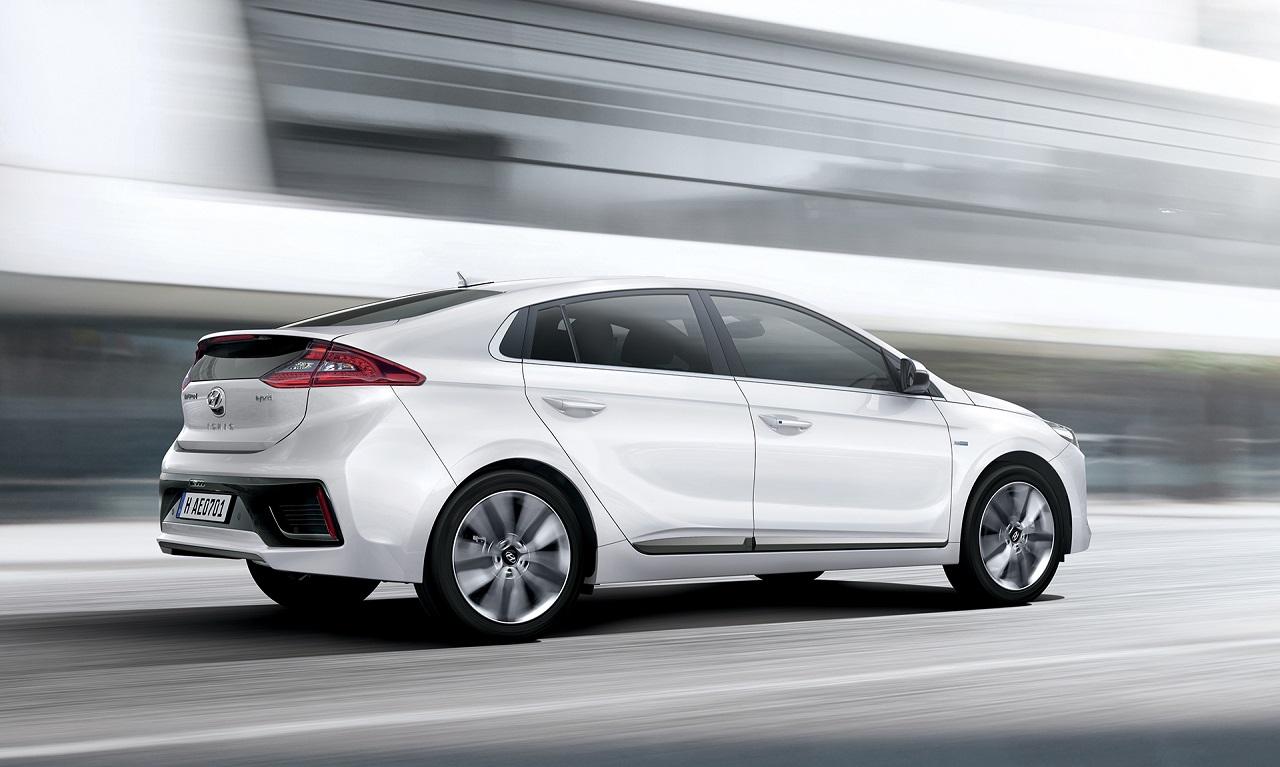 Mejor coche del año 2017, Hyundai IONIQ