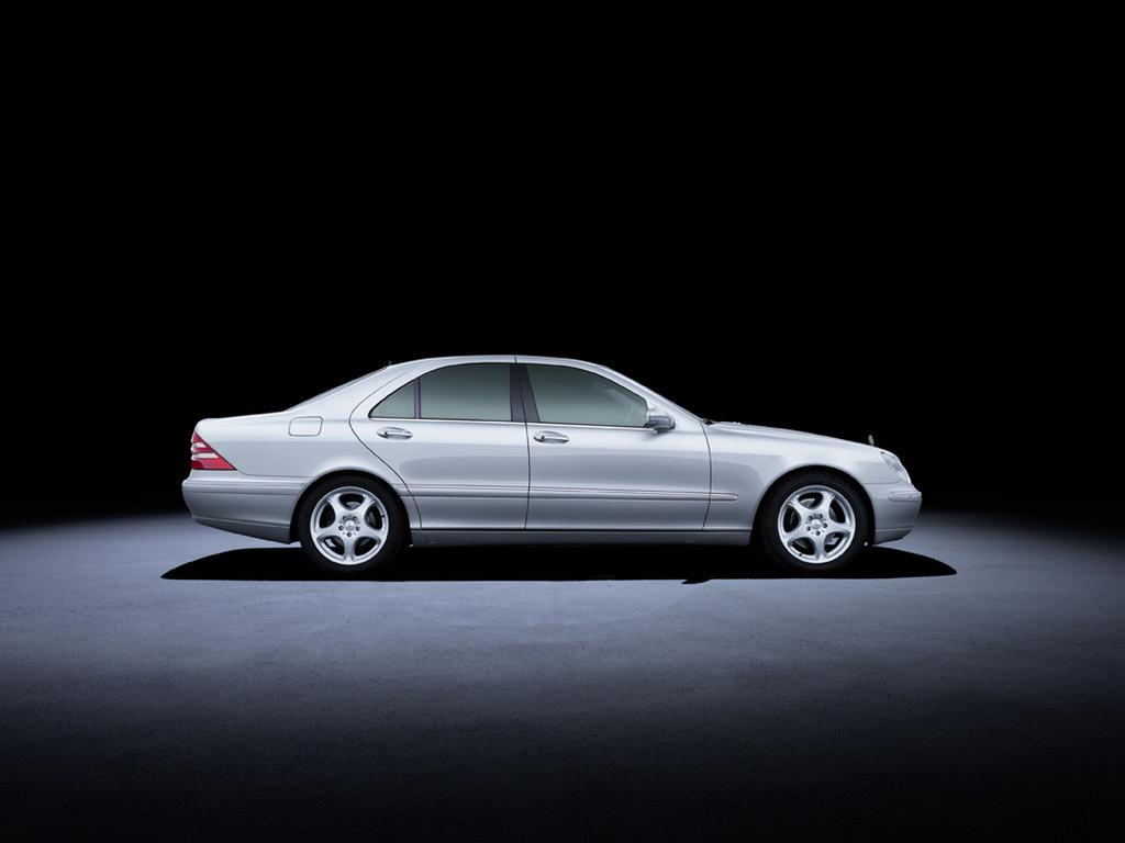 Historia Mercedes Clase S