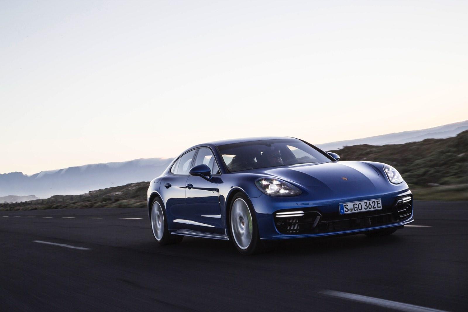 Consumo Porsche Panamera