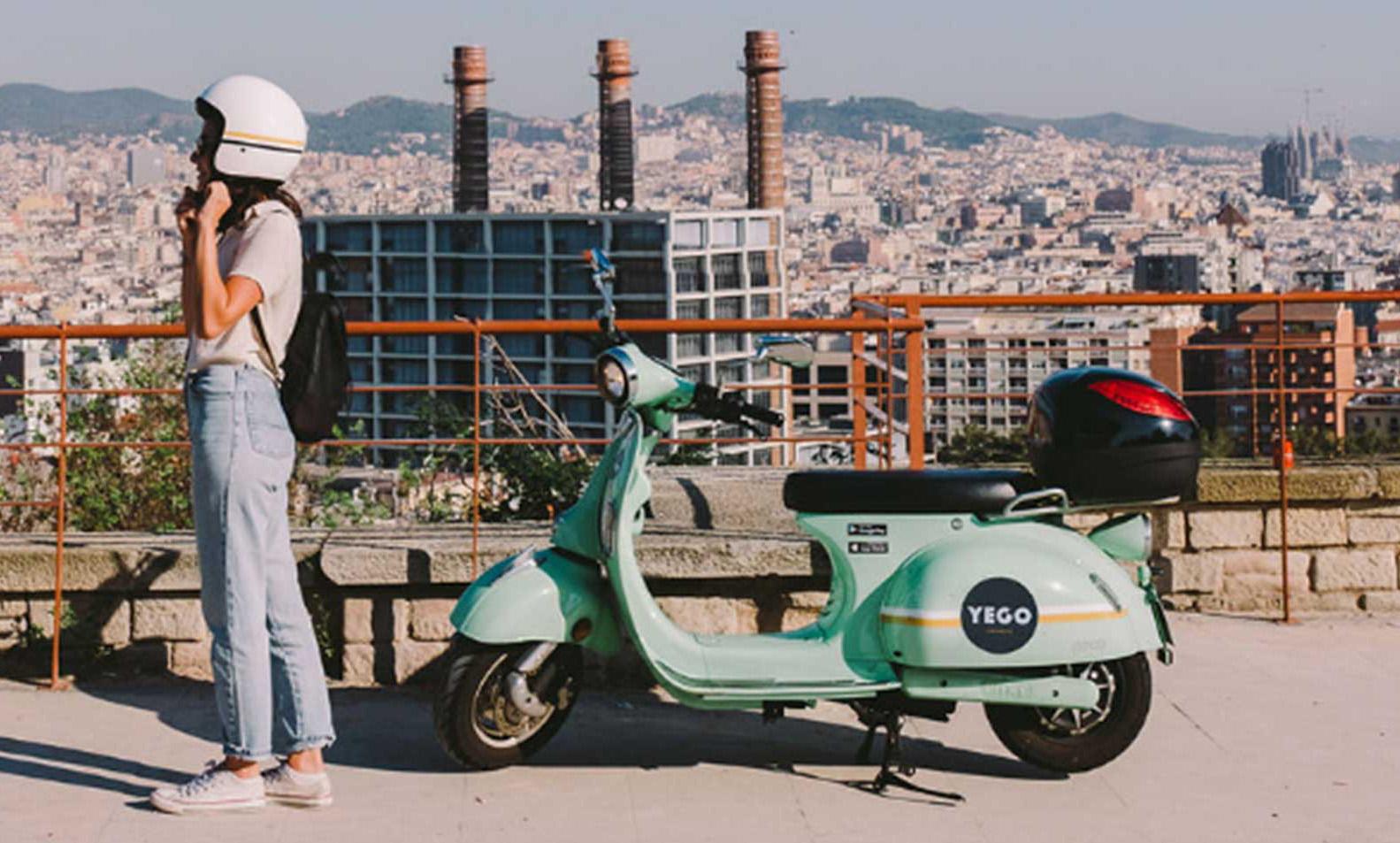 Yego Motosharing