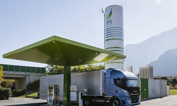 Ventajas gas natural en el transporte de mercancías