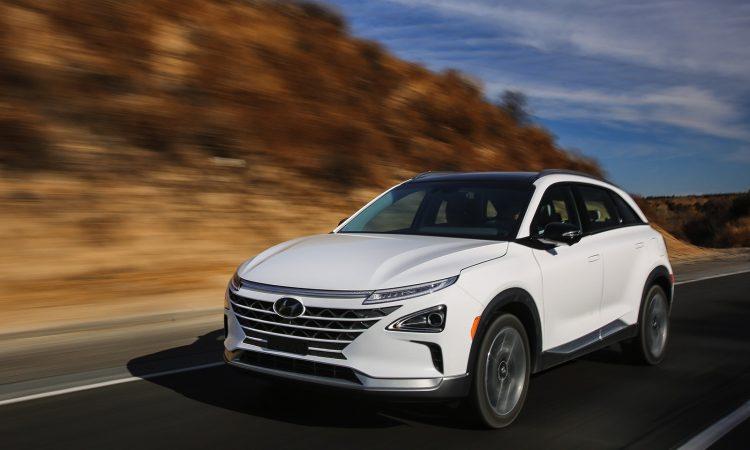 Hyundai NEXO 2018