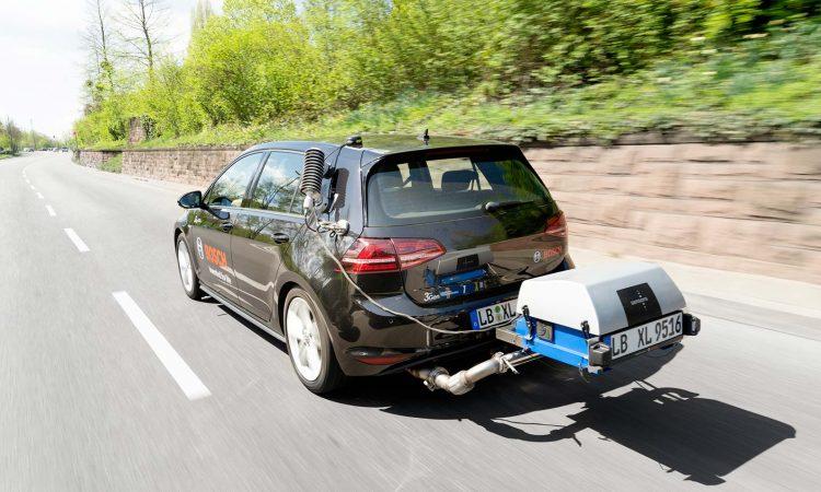Bosch emisiones diésel