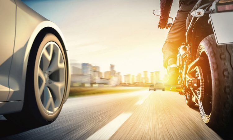 Bosch seguridad moto