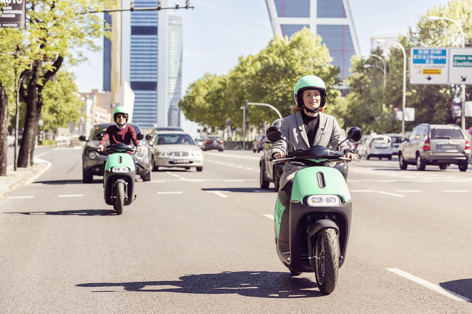 Desplazamientos en moto