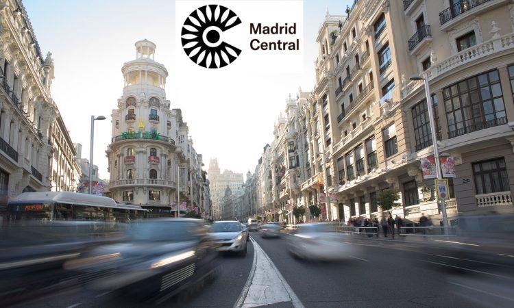 Dónde aparcar en Madrid Central