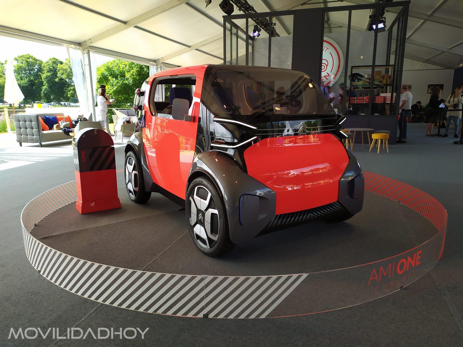 CitroënAmi One Concept - Citroen electricos