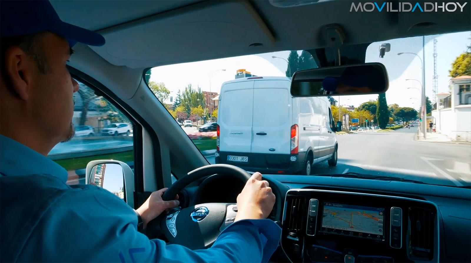 Más de una persona en coche en estado de alarma