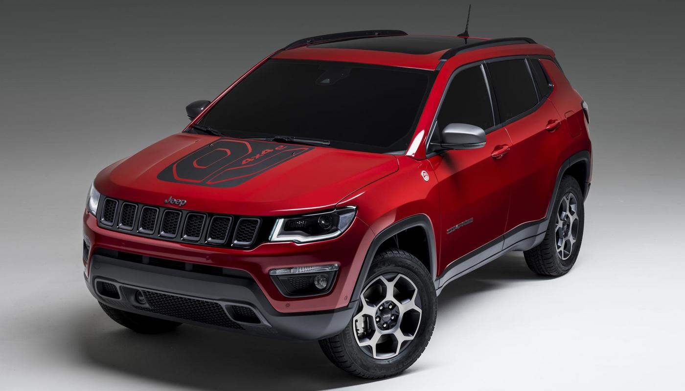 Jeep Compass4xe