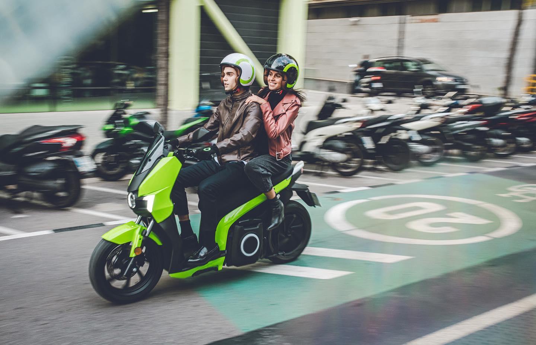 Motos eléctricas más vendidas