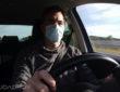 Moverte en coche en la desescalada con mascarilla