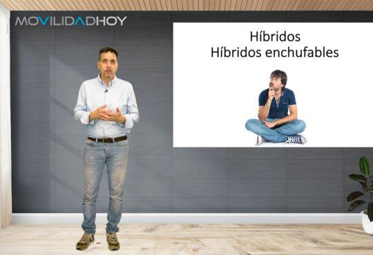 hibrido o hibrido enchufable