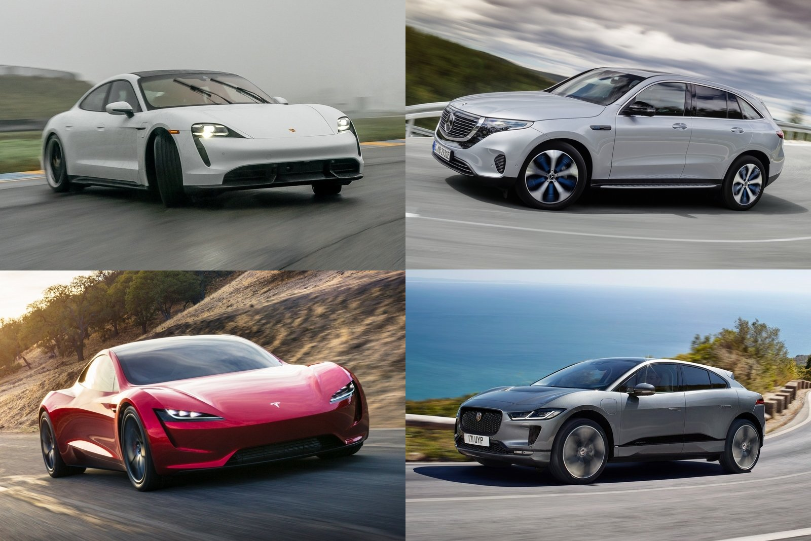 coches eléctricos más potentes