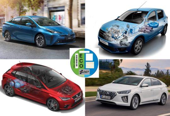 Ayudas para comprar coches etiqueta Eco