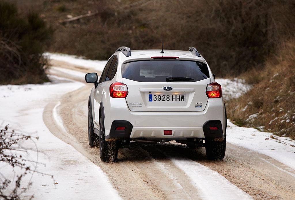Conducir invierno